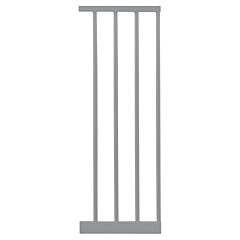 28cm Universal Gate Extension (Silver)