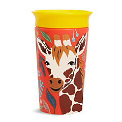 Miracle® 360° WildLove Sippy Cup, Giraffe 9oz