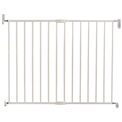 Push to Shut Extending Metal Safety Gate