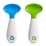 Scooper™ Spoons - 2 Pack (Blue/Green)