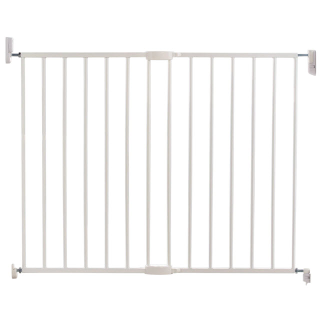 Wall Fix Extending Metal Safety Gate Baby Gate Lindam